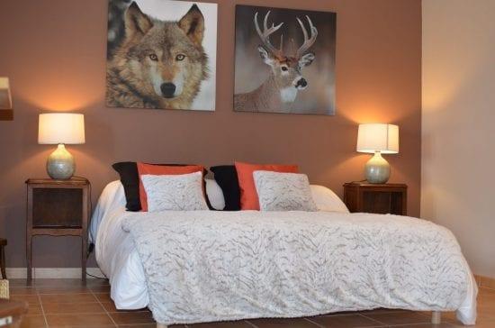 Chambre d'hôte en Aveyron, La Longere de Cabanes La Shabby Chic