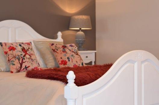 Sofa Chambre d'hôte en Aveyron, la longère de Caba